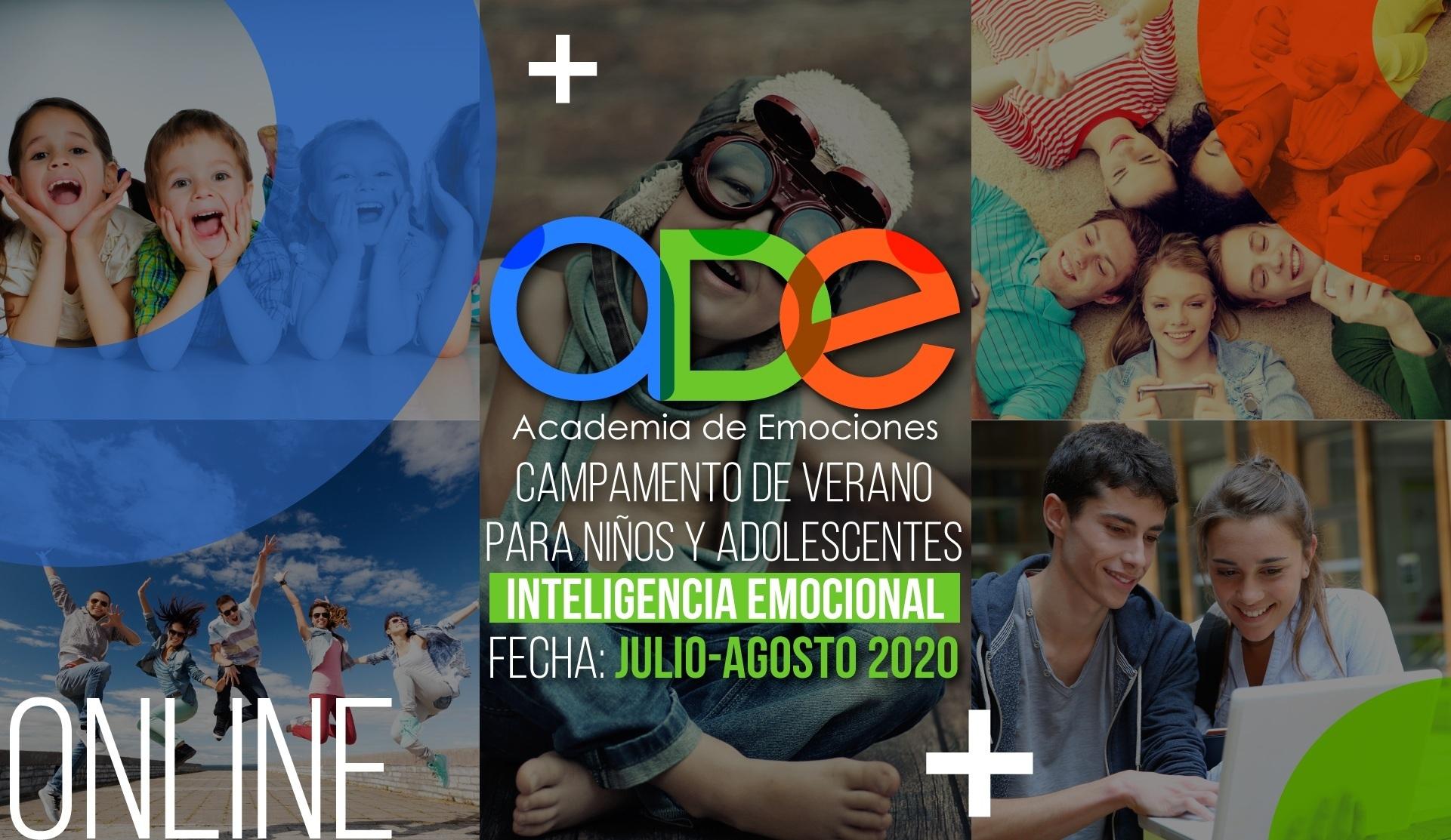 Campamento de verano ADE - Campamento de verano
