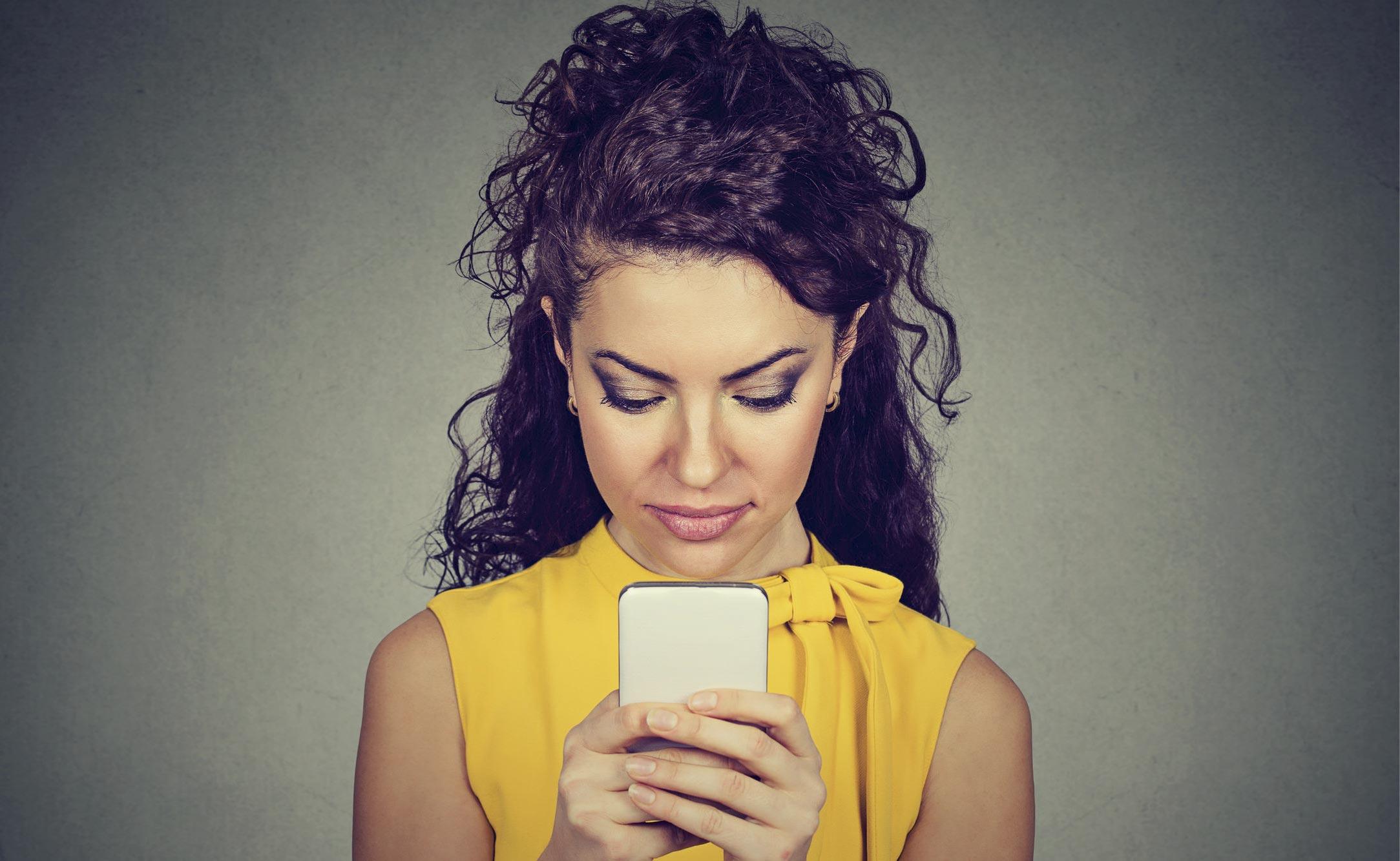 10 señales de que sufres de nomofobia