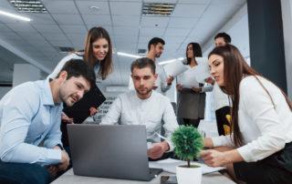 gestión adhocrática empresarial Gestión adhocrática empresarial: ¿cómo lograrla? | IEIE