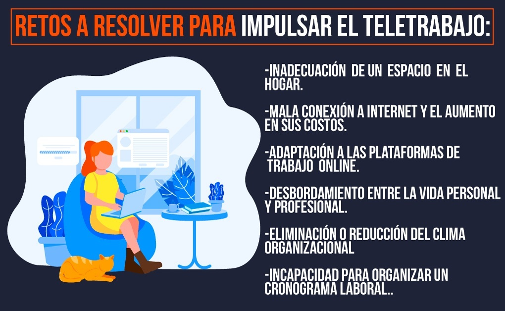 Teletrabajo: ¿cuáles son sus ventajas y desventajas?