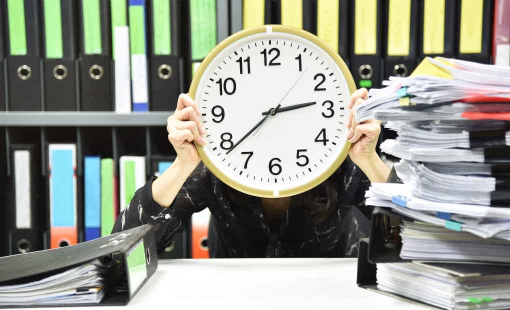 gestion del tiempo y la productividad ieie